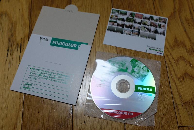 写ルンです現像CD-ROM