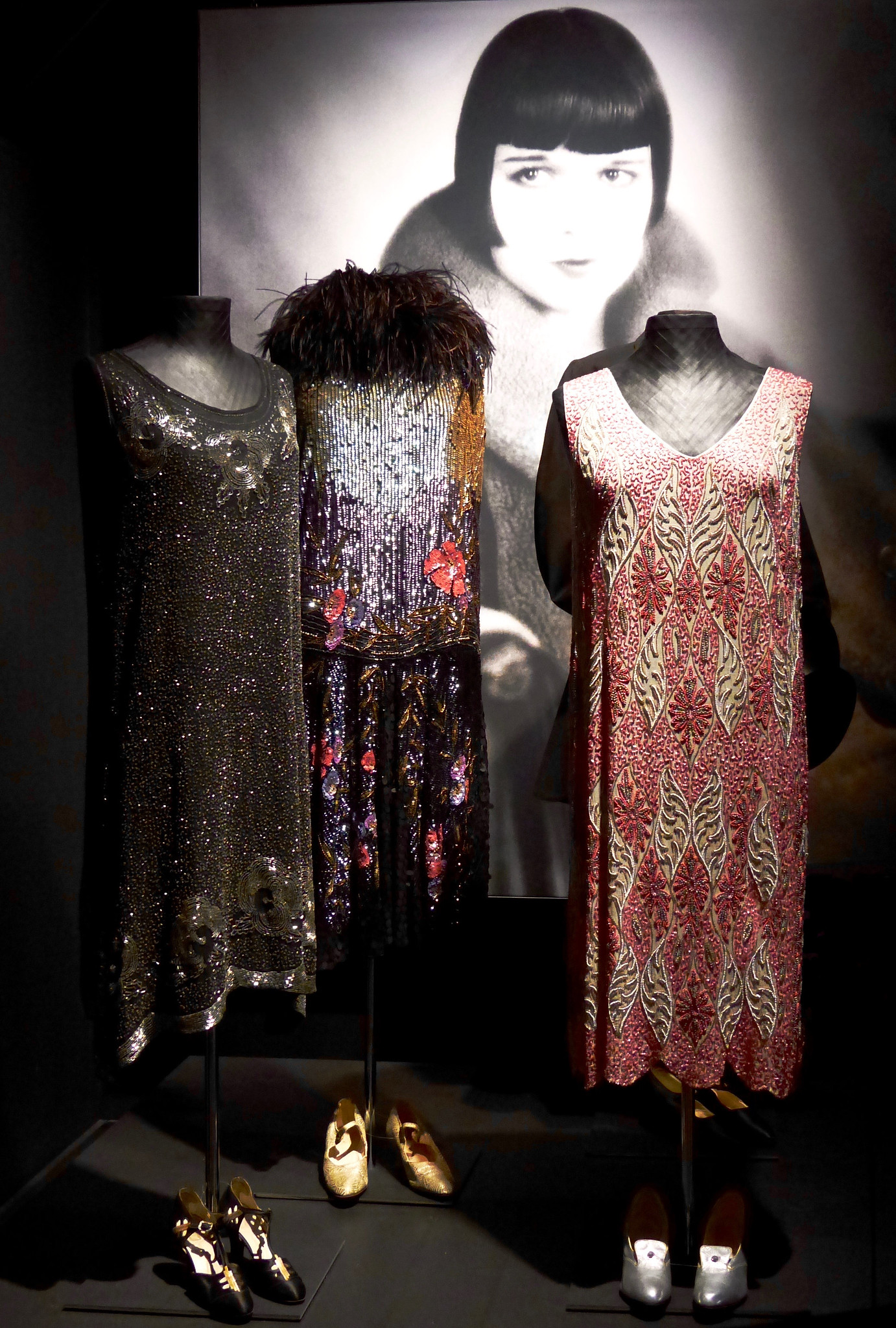 1920s fashion at the Industriemuseum Textilfabrik Cromford in Ratingen, Germany. Credit Geolina163