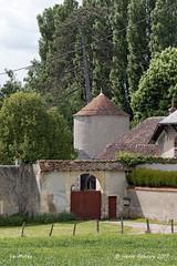 58 Moulin-l'Eveque - Pigeonnier Château La Motte - Photo of Saint-Quentin-sur-Nohain