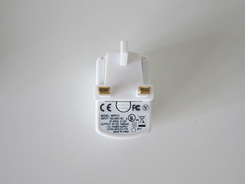Ambi Climate 2nd Edition - USB Power Adapter