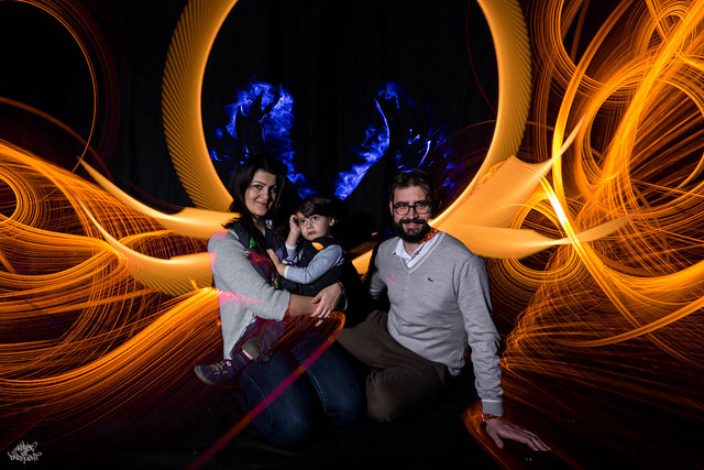 LightPainting Studio at BeatFilms
