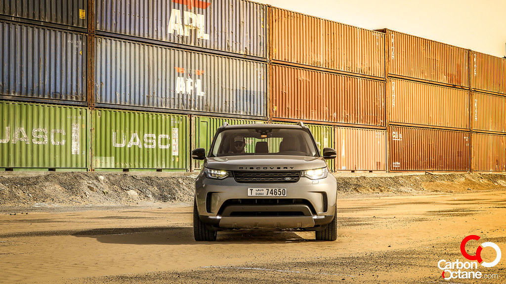 2017 Land Rover Discovery Review Carbonoctane
