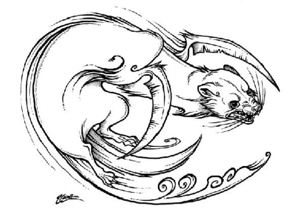 A Lenda do pequeno, rápido e mortal Kamaitachi