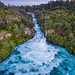 Massive Huka Falls by Trey Ratcliff