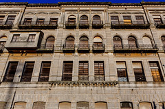 Abandoned and forgotten - Montevideo, Uruguay