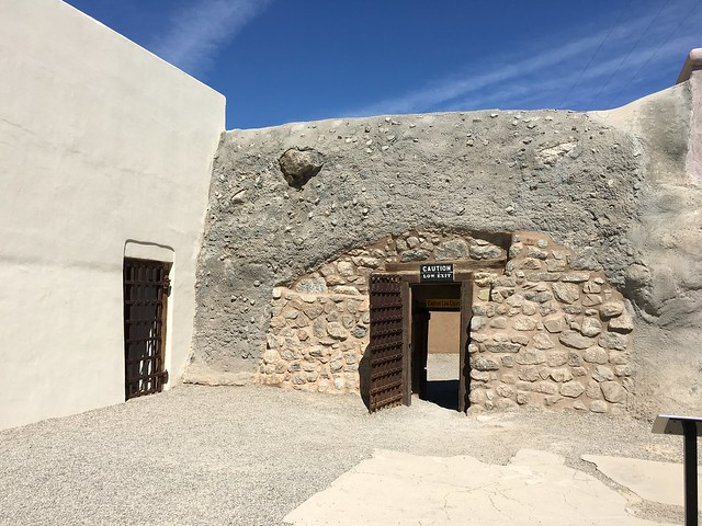 Yuma Territorial Prison, March, 2017