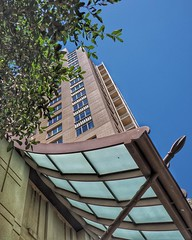 The Ritz-Carlton in Dallas... with some Texas blue sky... #sky #ritzcarlton #dallas #texas #texasskies #olympus #em10markii #20mm