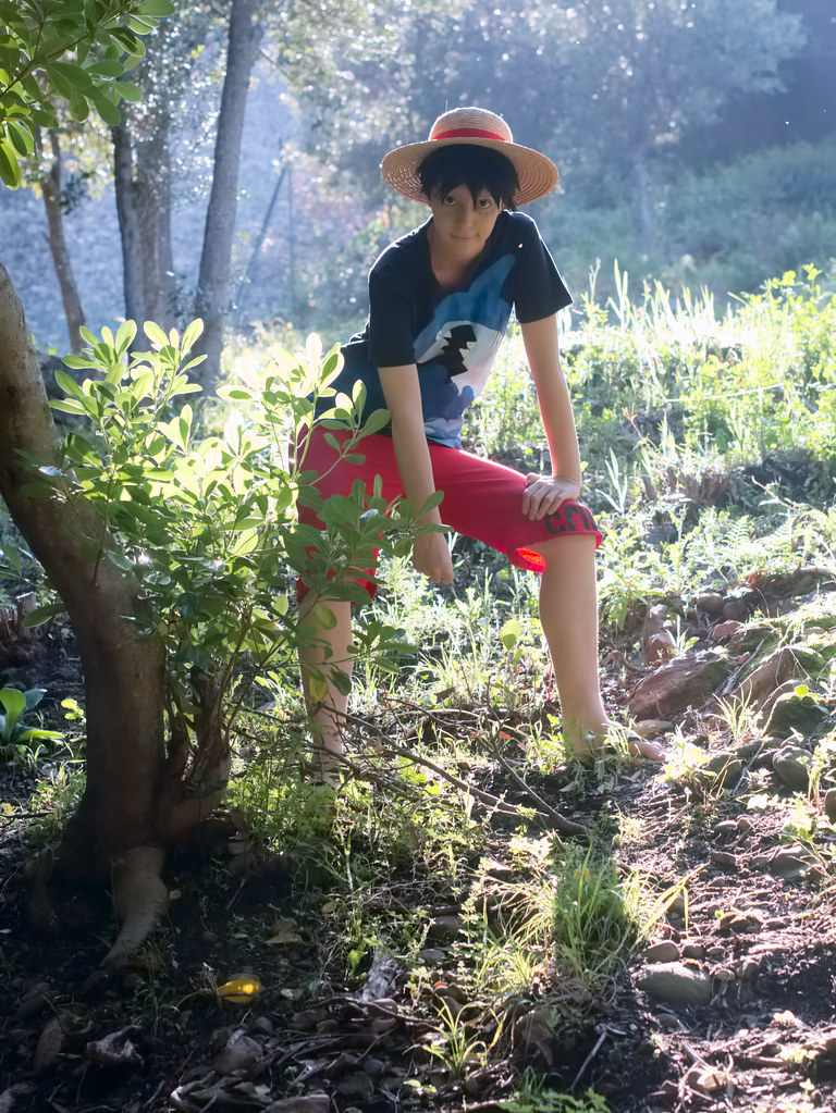 related image - Shooting Luffy - One Piece - Parc du Mugel - La Ciotat -2017-04-08- P2030798