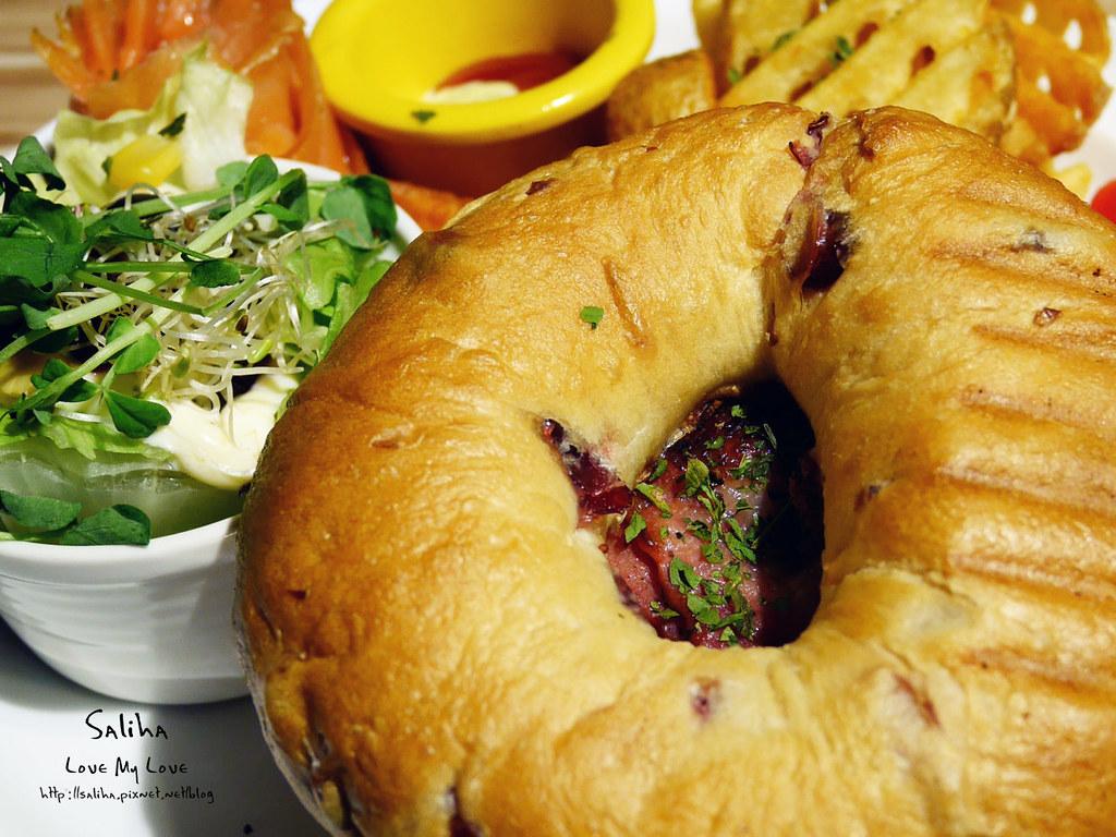 七張大坪林站附近餐廳美食不限時咖啡館推薦T.D. Cafe 早午餐下午茶義大利麵 (1)