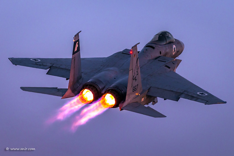 Afterburner Thursday! © Nir Ben-Yosef (xnir)