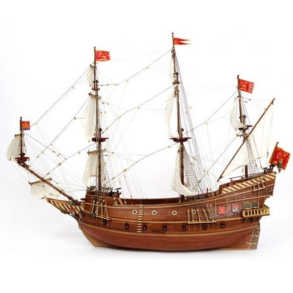 maqueta-galeon-veneciano-san-marcos-1-50-occre