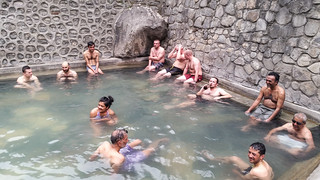 Tatopani hot springs