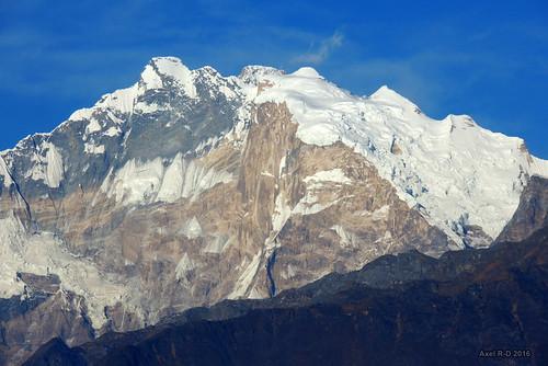 annapurnai montagnes nepal poonhill