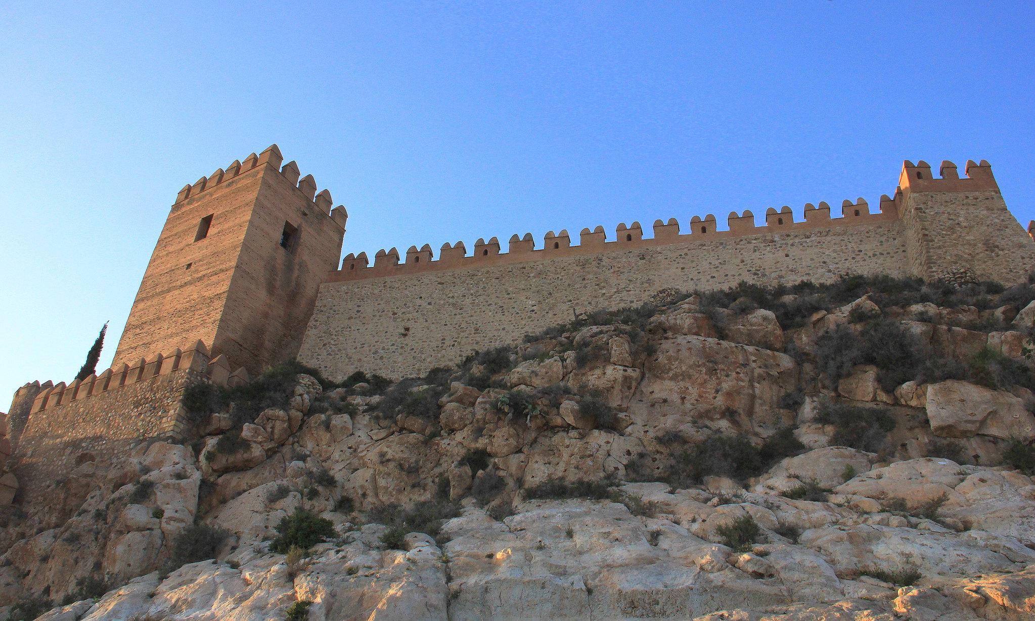 Moorish heritage of Almeria