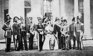 Visit of H.R.H. the Prince of Wales and members of royal party to Government House, Charlottetown, Prince Edward Island / Visite de Son Altesse Royale le prince de Galles et des membres de la famille royale à la Maison du Gouvernement, Charlottetown