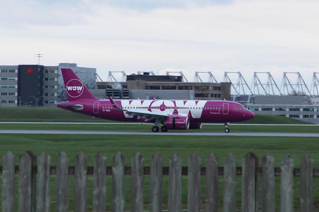 WOW air Airbus A320-251N [A320neo] TF-NEO