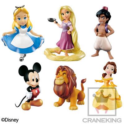 WCF系列 《迪士尼角色》動畫故事「特別的回憶」第一彈!Disney Characters story.00「Special Memories」vol.1