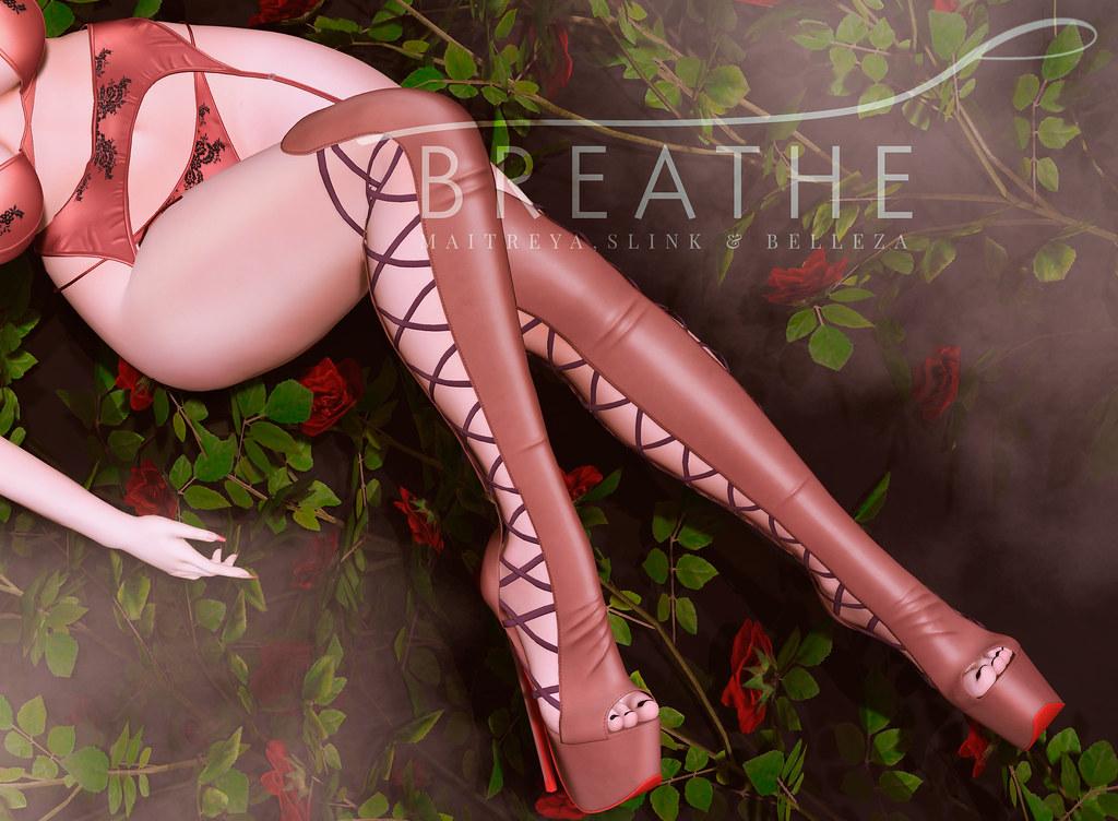[BREATHE]-Sharon Heels - SecondLifeHub.com