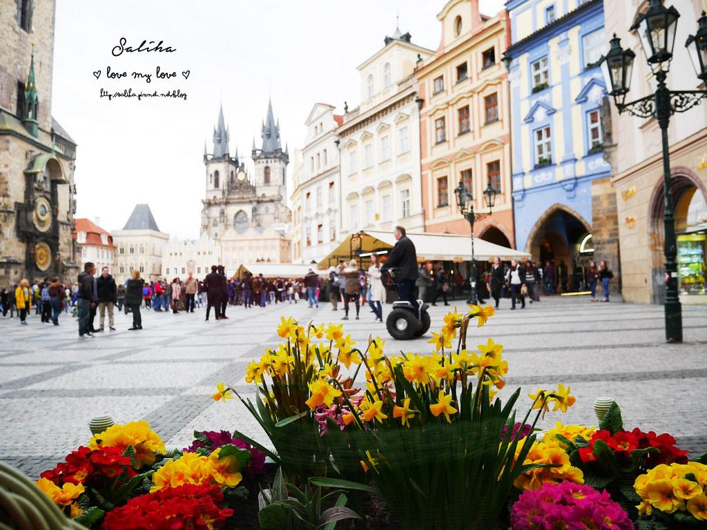 Hotel U Prince Luxury Hotel Prague布拉格舊城廣場餐廳下午茶推薦 (4)
