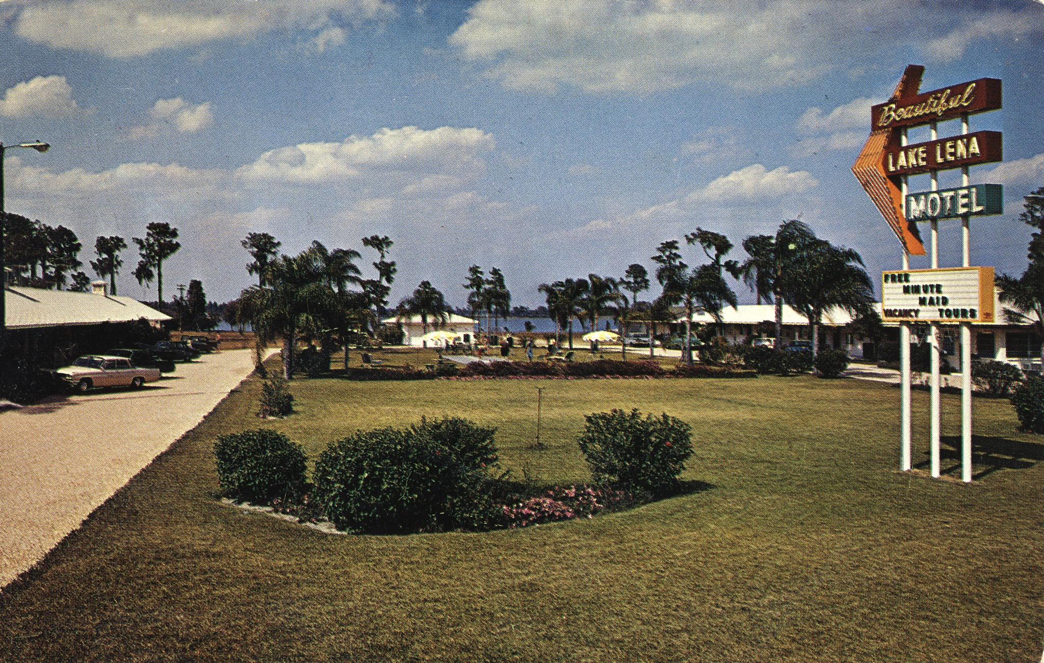 Lake Lena Motel - Auburndale, Florida