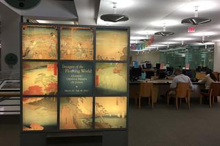 SF Public Library - Main branch Exhibit