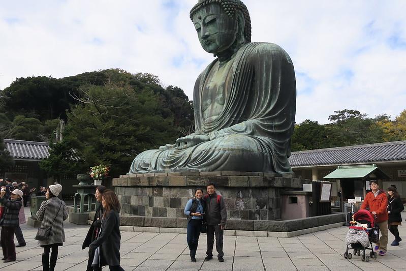 Giant Buddha, Japan