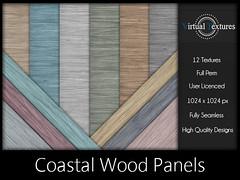 [VT] Coastal Wood Panels