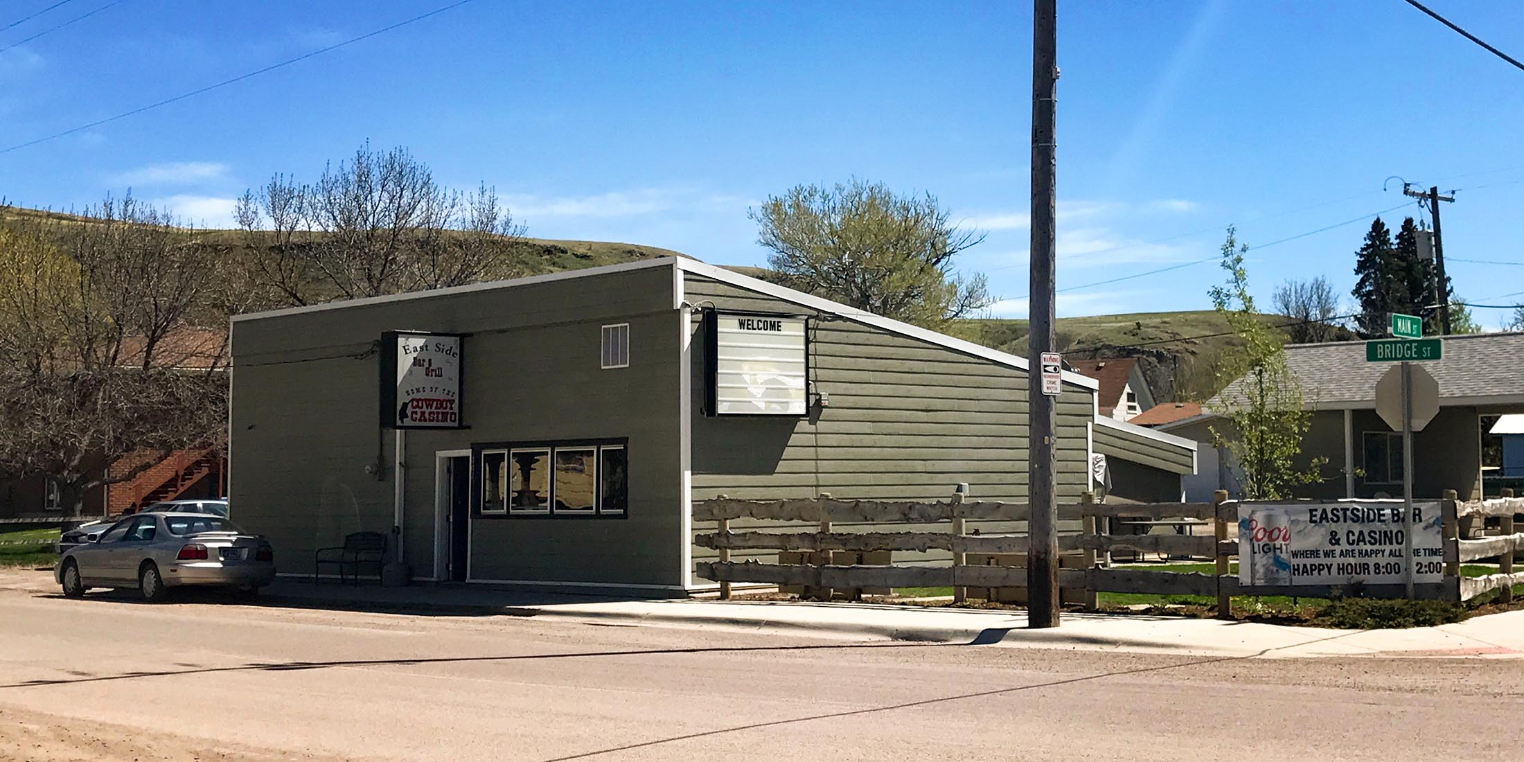 A great place to find a bite to eat, drink and good times! Located in Belt, Montana - Cascade County.