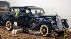 1937 Pierce Arrow