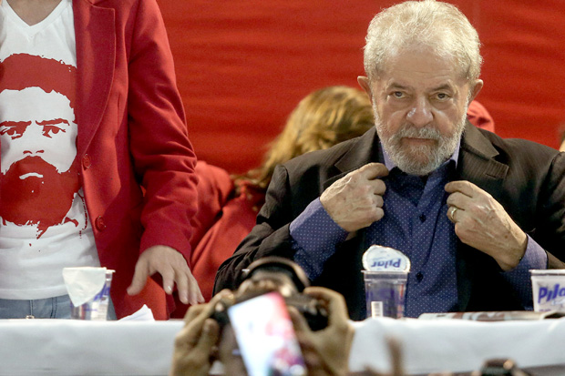 Tribunal de Brasília marca para janeiro o julgamento de Lula em 2ª instância, Lula