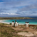 Aniket Sardana - Carcass Island - On the path by FalklandsGov