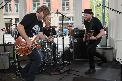 The Long Winters Live on KEXP @ Upstream Music Fest