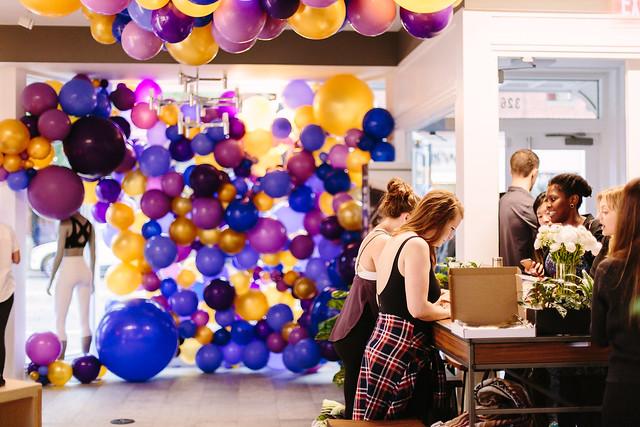 Lululemon Georgetown Opening