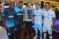 11-05-2017: Lançamento Uniforme Londrina 2017-2018