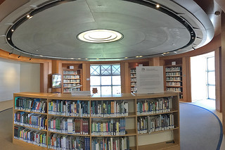 SF Public Library - Main branch 5flr Environmental Center
