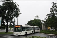 Heuliez Bus GX 427 - SEMTAN (Société d'Économie Mixte des Transports de l'Agglomération Niortaise) / TAN (Transports de l'Agglomération Niortaise) n°32