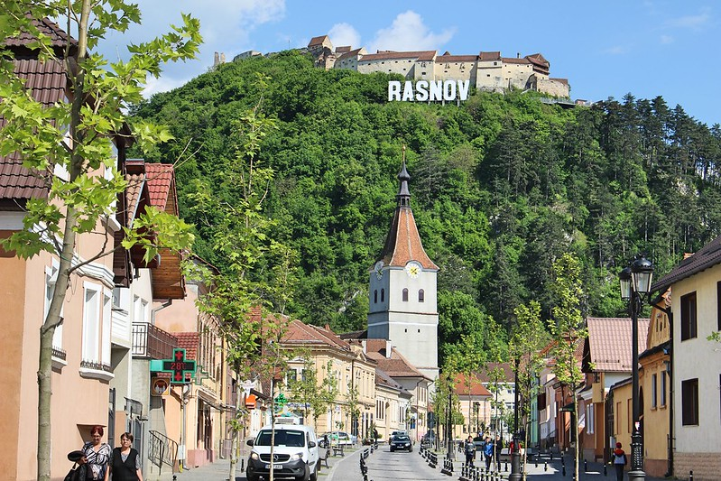 Rasnov sign