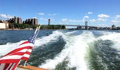 East River...Williamsburg Bridge