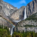 Yosemite Falls by Moonlight by Kirk Lougheed