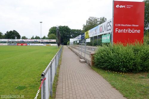 Stadion Laumeskamp, Delbrück