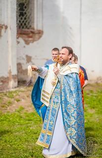 Божественная литургия 383