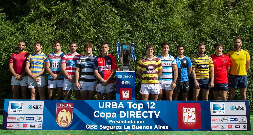 Presentación URBA TOP 12 2017