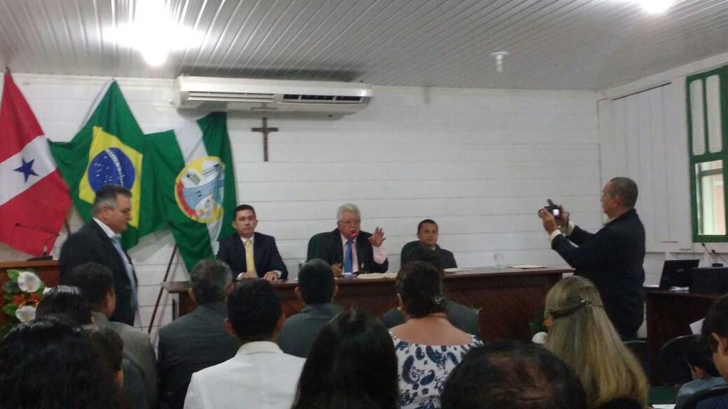 Presidente da Câmara de Belterra renuncia, e Casa elege de imediato substituto , Camara de Vereadores de Belterra