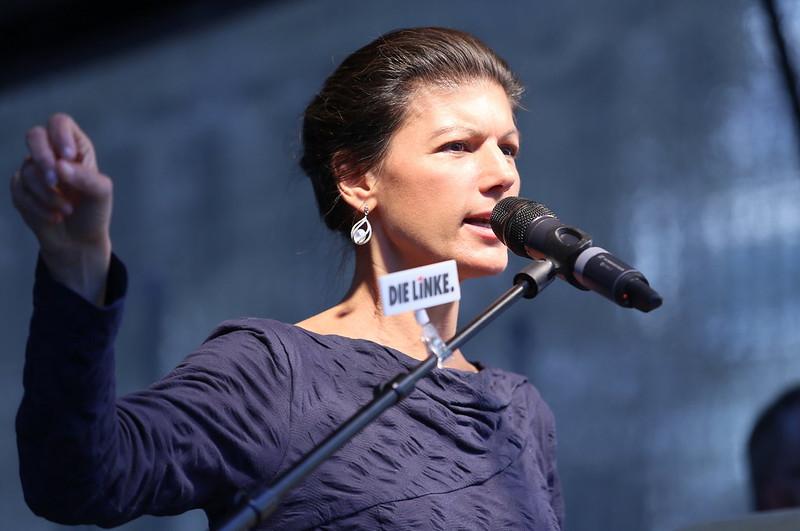 Sahra Wagenknecht Özlem Demirel, LTWK, Bonn2017_13