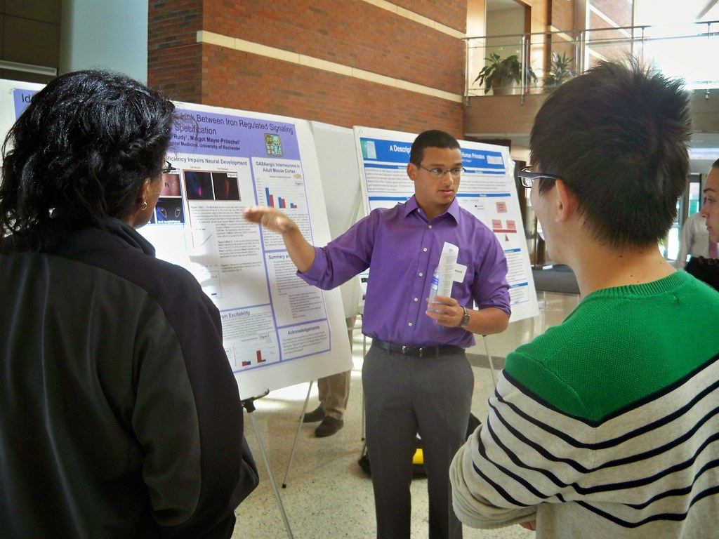 2014 Summer Scholars Poster Session and Dinner