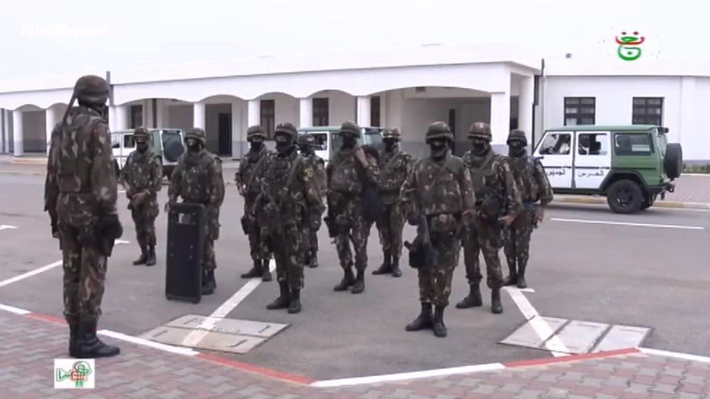 Armée Algérienne (ANP) - Tome XIV 33767034414_b1faae6c98_b