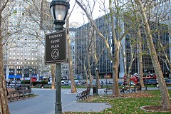 """""""Law and Order"""" Park"""