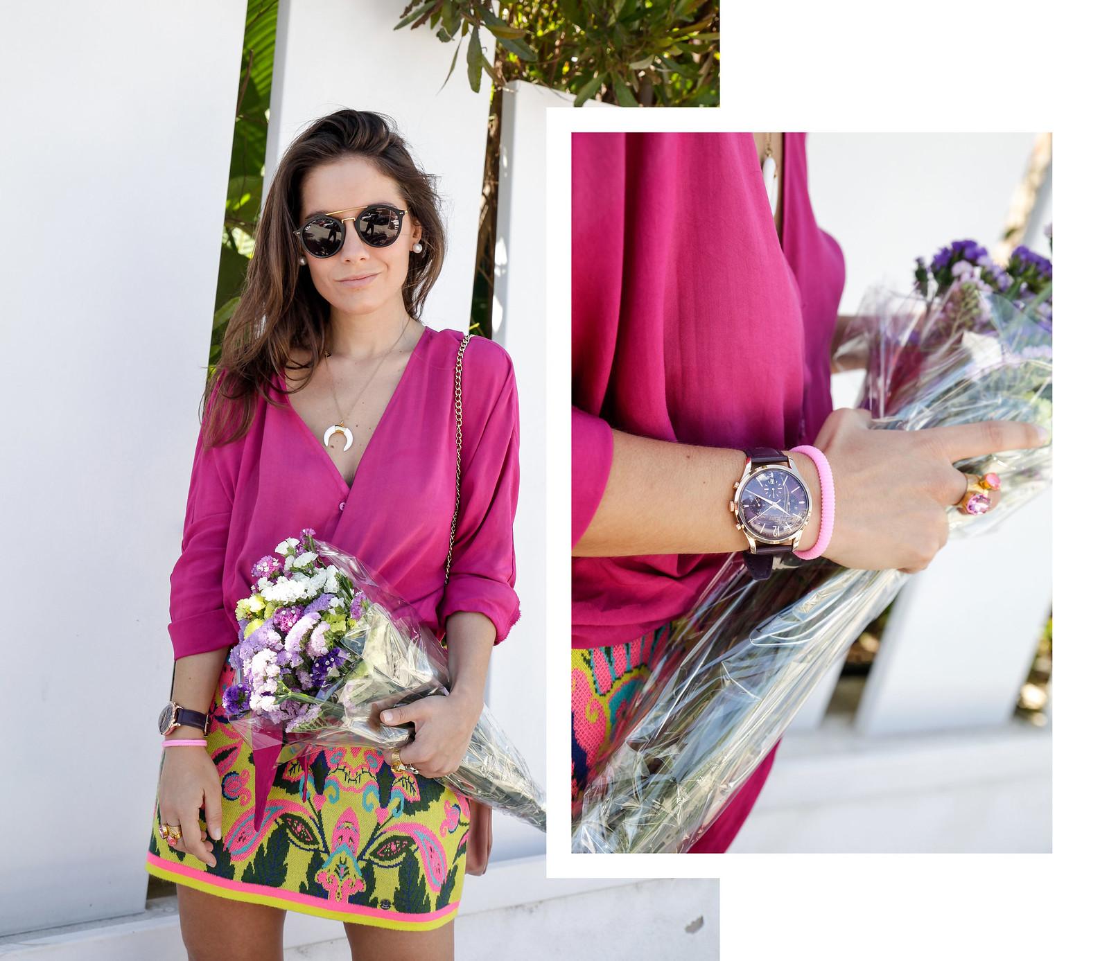 06_blusa_magenta_falda_amarilla_outfit_ruga_summer17_theguestgirl_influencer_barcelona_portugal_brand_ambassador