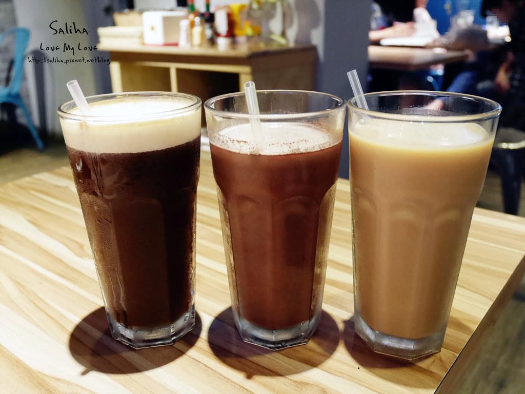 七張大坪林站附近餐廳美食不限時咖啡館推薦T.D. Cafe (20)