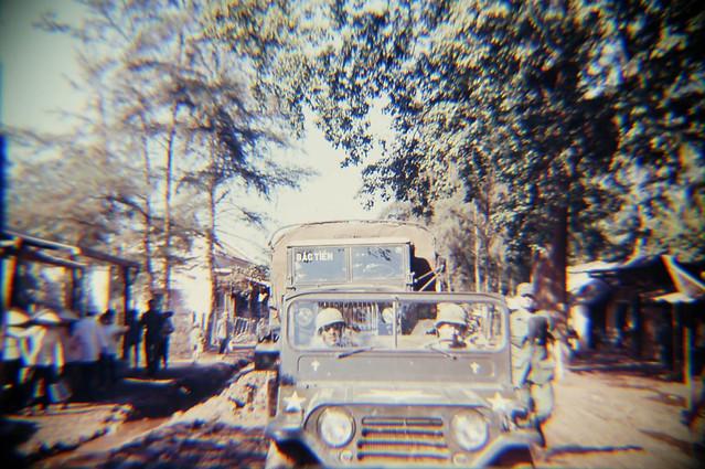 Vietnam 1968-69 by Don Wisdom